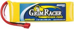 LiPo GRIMRACER 2S 7.4 5000 40C Deans (T-Plug) AQUB9835