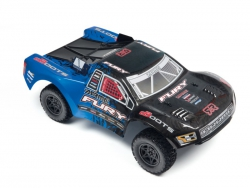 FURY 2WD MEGA Brushed Short Course Truck 1/10 blau AR102651