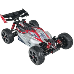 Typhon 6S 4WD BLX Race Buggy 1/8 RTR, silber AR106002