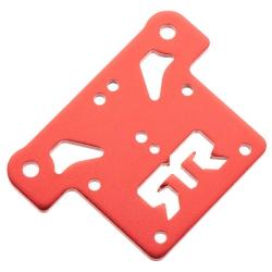 Servo-Saver Abdeckung, Alu, rot 1/8 AR320195