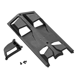 Skid Plate Set High Airflow mitte NERO AR320346