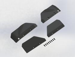 Schmutzabweiser Set AR330414