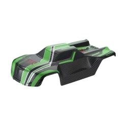 Karosserie KRATON 6S BLX, grün (bedruckt & AR406003