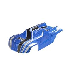 Karosserie KRATON 6S BLX, blau (bedruckt & AR406009