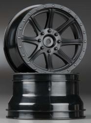 Felgen Granite schwarz (2) AR510023