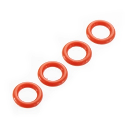 O-Ring P-5 4.5x1.5mm (Rot) (4) AR716011