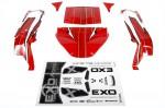 Karosserie EXO Terra Buggy rot AX04037