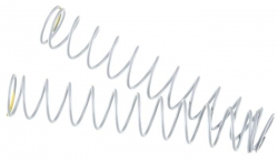 10mm Dämpferfeder 14x90mm, gelb, hart (2) 2.78 AX30216
