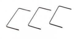 YETI Stabilisatorset, hinten (soft, medium, hart) AX31058