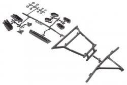 YETI Überrollkäfigteile, vorne AX31116