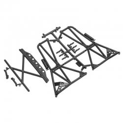 Karosserie Überrollkäfig-Oberteil & Seitenteile AX31304