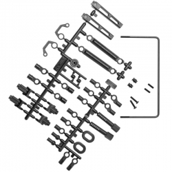 RR10 Stabilisator, hinten, soft AX31331