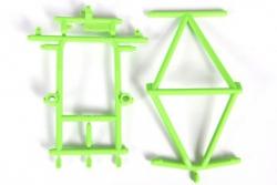 Überrollkäfigteile, Dach & Motor AX31351