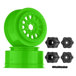 2.2/3.0 Method 105 Replica Felgen 41mm, grün (2) AX31369