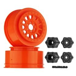 2.2/3.0 Method 105 Replica Felgen 41mm, orange AX31370