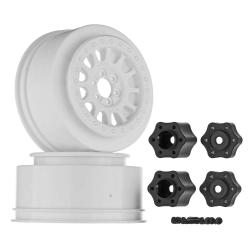 2.2/3.0 Method 105 Replica Felgen 41mm, weiß (2) AX31371