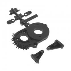 SCX10 II Motorhalterung 2-Gang AX31377