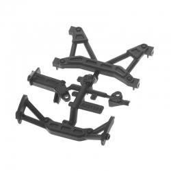SCX10 II Chassisschienen-Verbinder AX31386