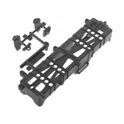 SCX10 II Akkuhalterung Set AX31388