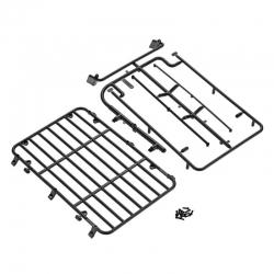 JCR Offroad Dachgepäckträger Set AX31395