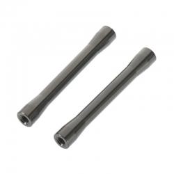 Link/Gewinderohr, Alu 7.5x56.5mm - eloxiert (2) AX31423
