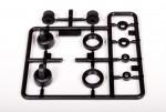 10mm Dämpferkappen+Zubehör AX80035