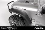 SCX10 Poisen Spyder Radabdeckung AX80121