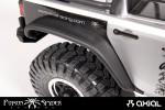 SCX10 Poisen Spyder Radabdeckung AX80122