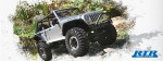SCX10 Jeep Wrangler Unlimited Rubicon 4WD AX90028