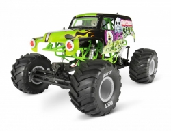 SMT10 Grave Digger Monster Jam 4WD 1/10 RTR AX90055