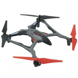 Vista UAV Quadcopter RTF Red DIDE03RR