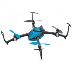 Verso Inversion QuadCopter Drone RTF Blau DIDE10BB