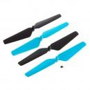 Propeller Set Blau Ominus Quadco DIDE1112