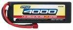 LiPo 7.4V 4000mAh Star/T-Stecker 25C 2S Hard DTXC1861