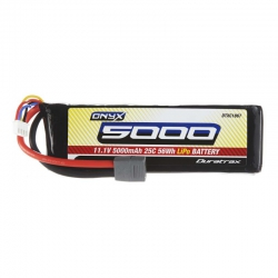 LiPo 11.1V 5000mAh Star/T-Stecker 25C 3S Soft DTXC1867