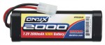 NiMH 7.2V 2000mAh Standard-Stecker 6Z. Stick DTXC2035