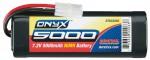 NiMh 7,2V 5000mAh 6C Stick Traxx Hobbico DTXC2064