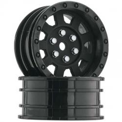 1.9 9-Speichen Felge schwarz (2) (12 mm SK) 1/10 DTXC3855