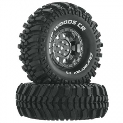 1.9 Komplettrad Deep Woods CR C3 (12 mm SK) 1/10 DTXC4027
