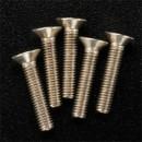 Titanium Senkkopfschraube M3x15 (5) DTXQ0613