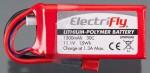 LiPo 3S 11,1 V 1300 mAh 30C  GPMP0840