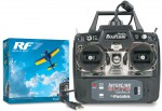 7.5 Flugsimulator mit Controller Mode 2 GPMZ4530