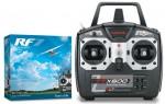 RealFlight 7.5 Simulator TTX600 Hobbico GPMZ4518