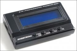 Hobbywing Professional LCD Program Box HW020090