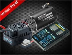 Ezrun Combo SC C2 4000kV 1/10 (1/8 HW030200