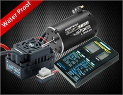 Ezrun Combo SC C4 2000kV 1/8 (5mm Welle) HW030220