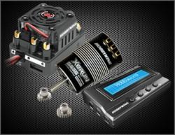 Xerun Combo SCT Pro D 2250kV 1/8 (2-4S) HW040281