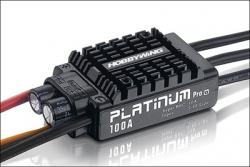 Platinum BL ESC 100A V3 2-6 LiPo HW101013