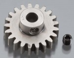 5mm Mod 1 Steel Motorritzel-21T NOVC5115
