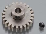 5mm Mod 1 Steel Motorritzel-23T NOVC5117
